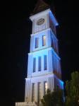 jam gadang blue